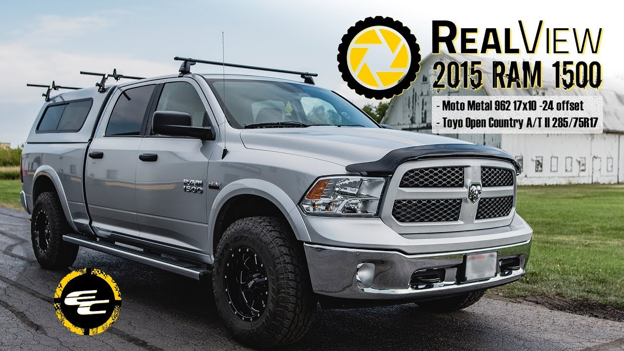 realview 2015 ram 1500 w 17\