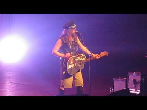 Julian Cope - Cunts Can Fuck Off at the Roundhouse 4th February 2017