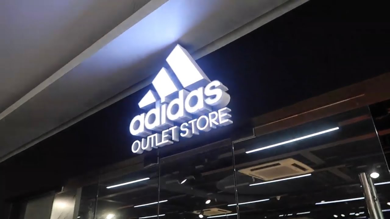 ADIDAS OUTLET STORE PASEO STA ROSA