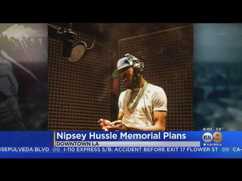 Plans Being Finalized To Honor Nipsey Hussle During Public Memorial At Staples Center