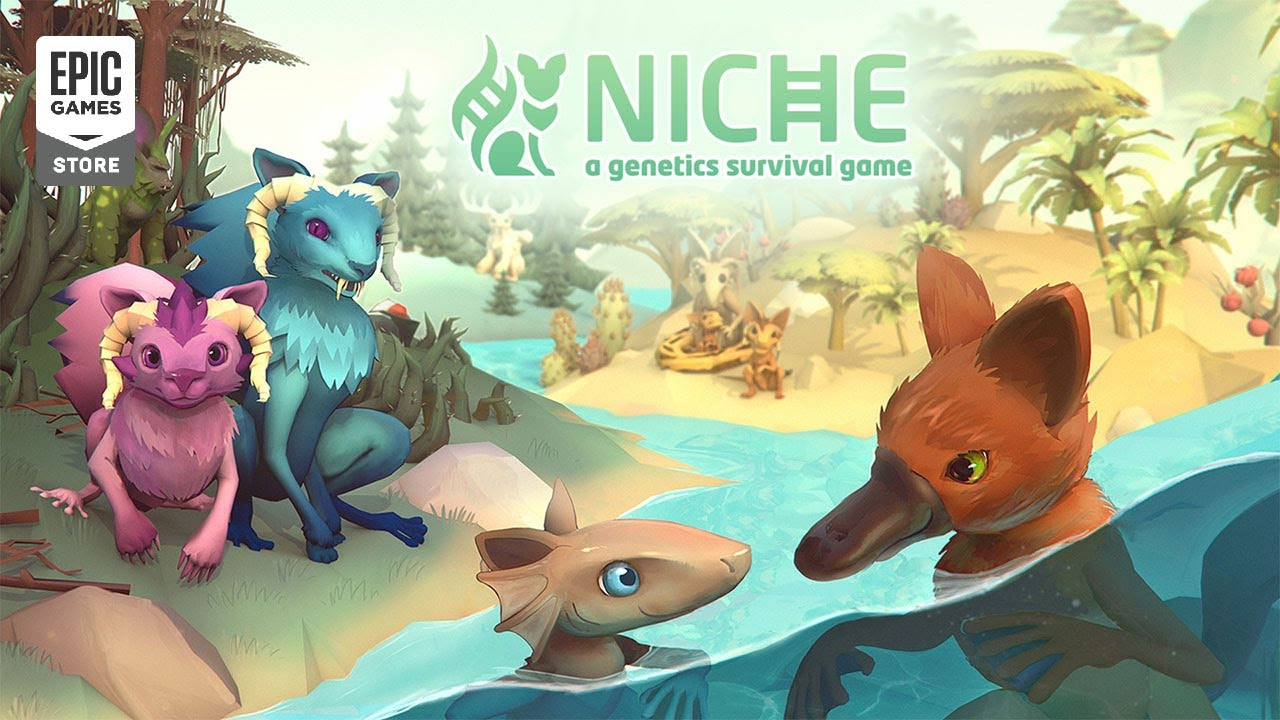 Niche - a genetics survival game out now on the Epic Game Store!