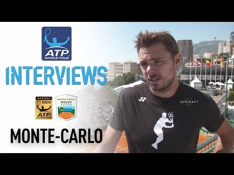 Wawrinka Excited By Return To Clay At Monte-Carlo 2017