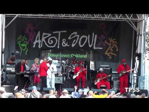 Art and Soul 2016, Oakland, Cali....The Blues pt 1!