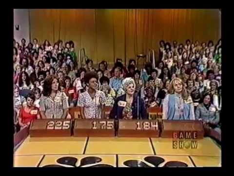 The Price is Right from 1973 host Bob Barker