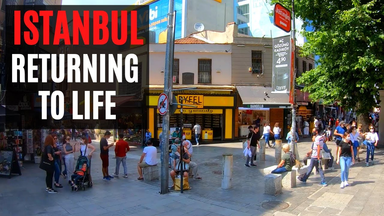 ISTANBUL   Local Life After the Lockdown
