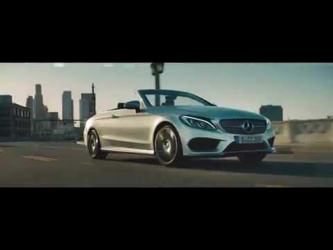 Музыка из рекламы Mercedes Benz C Class Amazed again 2016