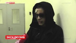Рома Желудь дал интервью LifeNews