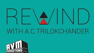 A.C.Thirulogchander talks about Roja Malare Rajakumari Songs (வீரத் திருமகன்)