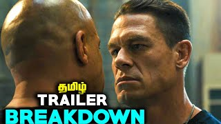 Fast and Furious 9 Trailer Breakdown in Tamil