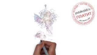Видео как нарисовать русалку карандашом  Как легко научиться рисовать русалку поэтапно(, 2014-07-30T06:51:57.000Z)