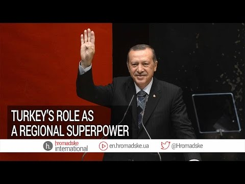 Turkey Fights To Remain A Regional Superpower