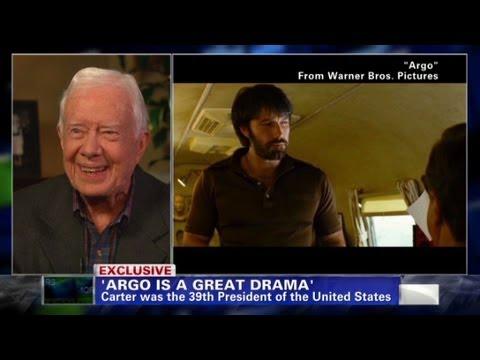 Jimmy Carter on Argo