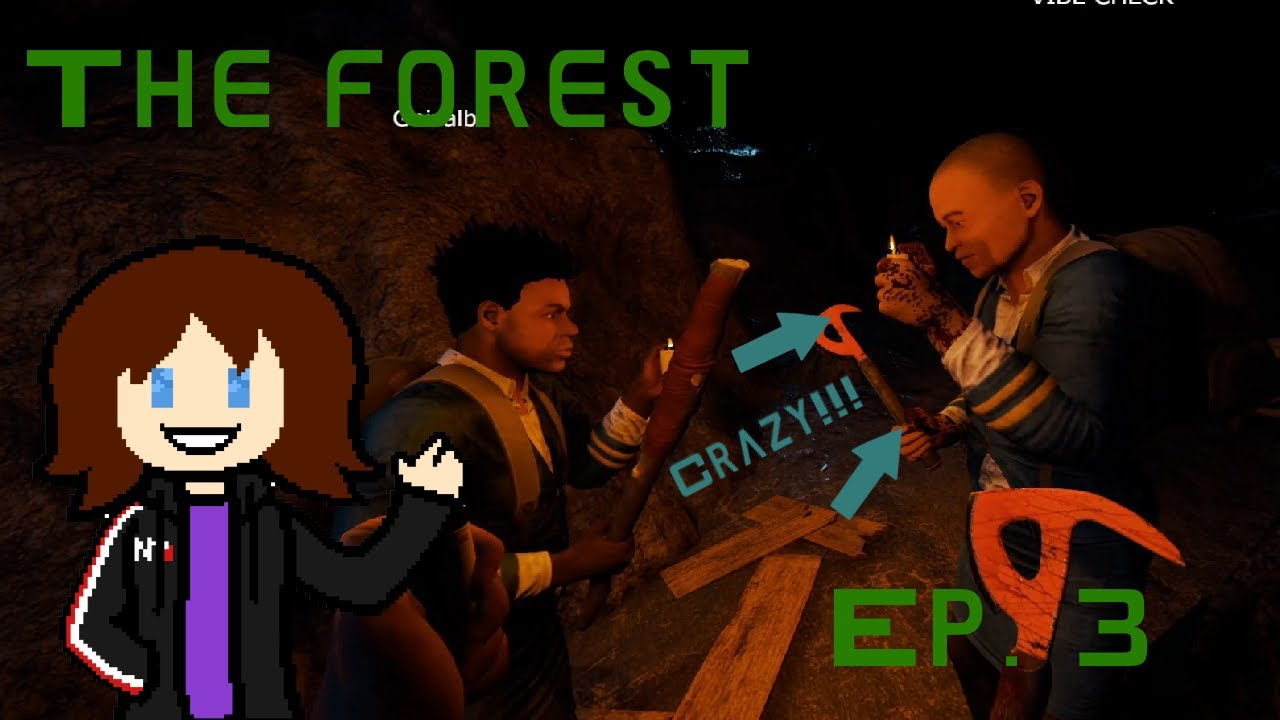 The Forest - Something isn't right with Karen... (Episode 3)