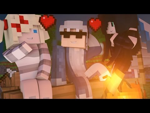 Minecraft Camp - NEW GIRL?!