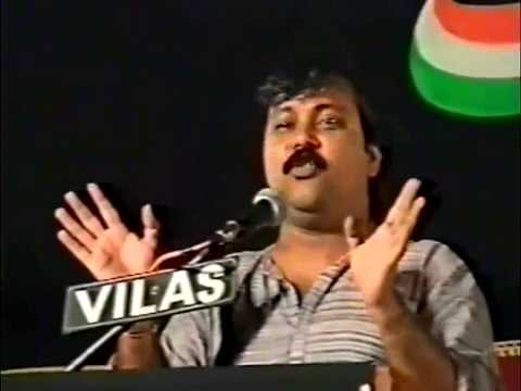 Lecture on Realty of TV Channels at Govandi Mumbai 1998 - Rajiv Dixit