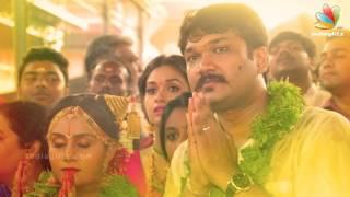 Sivakarthikeyan at Keerthy Suresh's sister wedding | Actress Menaka daughter Revathi Marri