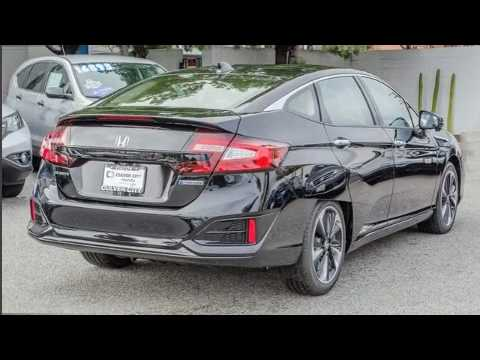 2017 honda clarity fuel cell clarity youtube for Culver city honda