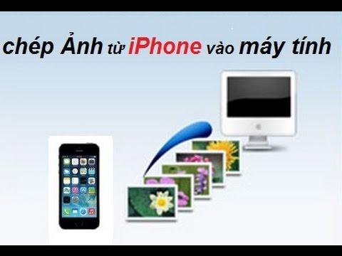 Cách Chép Hình Từ IPhone Vào Máy Tính Bằng ITools