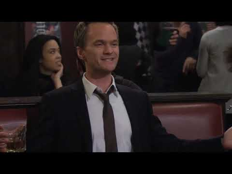 How I Met Your Mother – The Rebound Girl Clip1