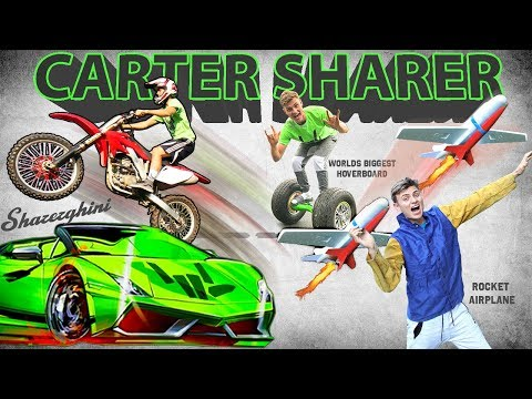 SUPER EPIC CHANNEL TRAILER!! (CARTER SHARER)