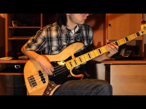The Zombies - Time Of The Season (Bass Cover)