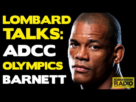 Hector Lombard: Failed drug test, 2016 Olympics, ADCC, Josh Barnett Beef