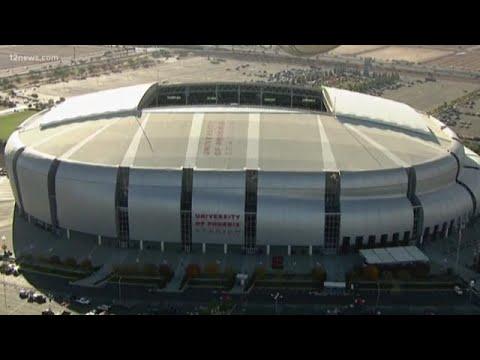 Arizona Cardinals stadium gets a new name YouTube  hot sale
