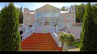 Организация свадьбы в элитном особняке