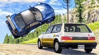 Human Error #2 - BeamNG Drive Crashes & Fails