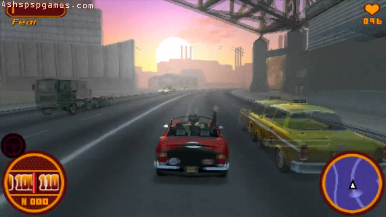 Driver 76 - PSP - #11. Scare Tactics - YouTube
