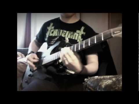 Callejon - Tanz der Teufel Guitar Cover HQ