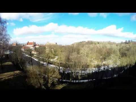 "Vilnius, Lithuania  ""Time lapse"""