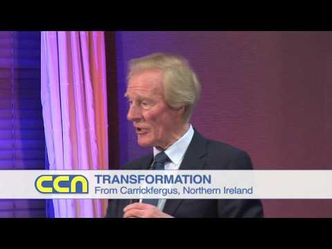 TRANSFORMATION (Carrickfergus, Northern Ireland) with Dr Cecil Stewart OBE