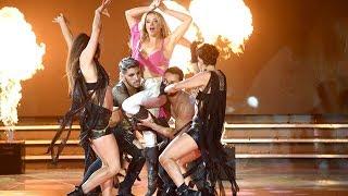 Sofia Pachano se bailo todo en la ronda #VideoClip
