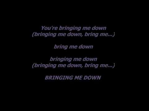 Bringing Me Down, Drowning Pool (actual Lyrics Vid)