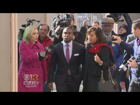 Fmr. Baltimore Co. Superintendent S. Dallas Dance Pleads Guilty To Perjury Charges