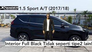 Mitsubishi Xpander 1.5 Sport A/T - Indonesia [Review Ulang]