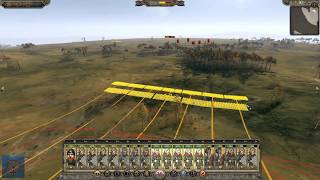 WAR WITH WESSEX Total War Attila Age of Vikings Wales Kingdom of Gwined C aign Gameplay 3