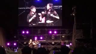 2016年7月10日 幕張メッセ 狼とプライド.