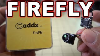 Caddx Firefly FPV Camera VTX Review & Giveaway 📷🎁