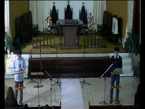 2016-05-22 Pra. Chen Li Hui - Deus Fiel