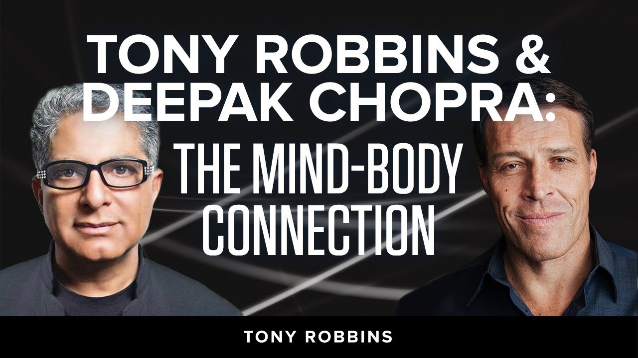 From the Vault: Tony Robbins & Deepak Chopra | Tony Robbins Podcast