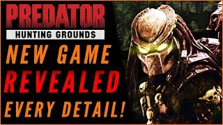 Predator Video Game from Friday the 13th Developers!