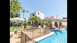 Espagne Vente propriété de luxe Piscine Plage Visite guidée d'une villa exceptionnelle ? Villa Tour