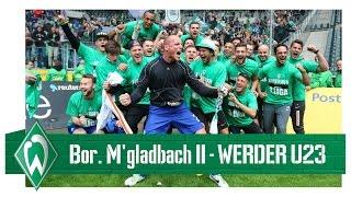 Video Gol Pertandingan Borussia Monchengladbach vs Werder Bremen
