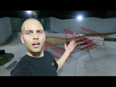 how to make a backyard skatepark