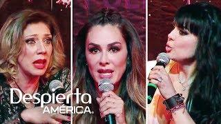 Cynthia Klitbo pelea con Maribel Guardia y Ninel Conde en conferencia