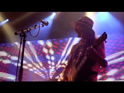 Hawkwind (live part 1) @ Melkweg, Amsterdam, The Netherlands 07-08-2015
