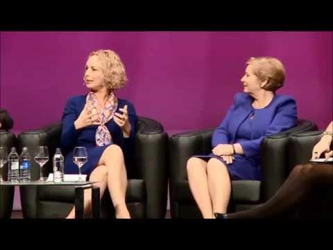IWD 2015 - Leader's Panel