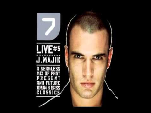 7#Live Presents J Majik Live 5 Drum And Bass (2001)